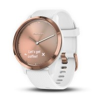 Garmin Vivomove HR Sport Smart Watch (Rose Gold)