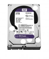 WD Internal Storage Performance Desktop Hard Drive 3TB [WD30PURZ] (Purple)