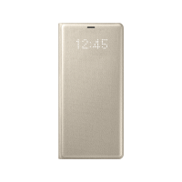 Samsung  Note 8 LED View Cover [EF-NN950PFEGWW] (Gold)