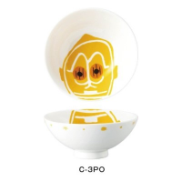 Star Wars Rice Bowl C-3PO