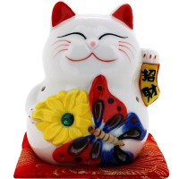 [New Arrival] ValueClub LED Fortune Cat (Butterfly)