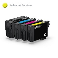 Epson C13T349490 Yellow Ink for WF-3721 Printer