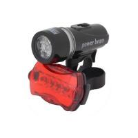 PLG 101 Bike LED Light (Black)
