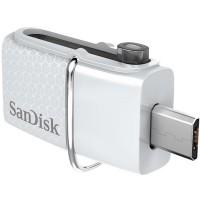 SanDisk Ultra Dual Drive USB 3.0 32GB (White) SDDD2-032G-G46W