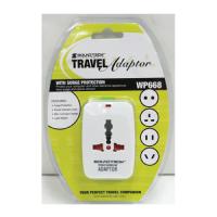 SoundTeoh WP668 Travel Plug with Surge