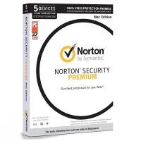 Norton Security Premium 3.0 for Mac (25GB - 1 User 5 Devices)