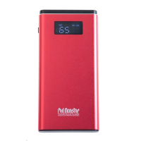 Redmonster RMPBR-QC12-OR POWER BANG RAZOR 12000mAh [Oxide Red] Quick Charging Edition (QC3.0)
