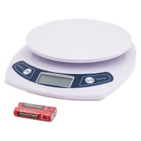 PRS K-06 Electronic Kitchen Scale (7kg) (White)