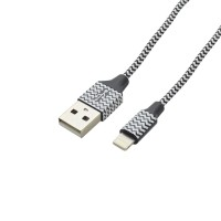 PLG PX-CB-010 8Pin Charging Cable (Black)