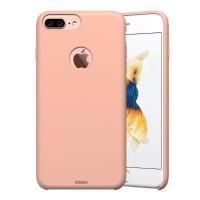 Redmonster iPhone 7/8 Plus Liquid Silicon (RMLS-IP7/8P-LSP) (Soft Peach)