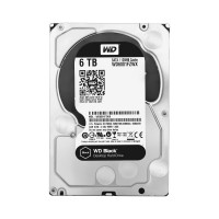 WD Internal Storage Performance Desktop Hard Drive 6TB [WD6002FZWX] (Black)