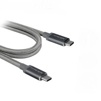 Innergie USB-C 3.0 to USB Male Cable 1M (Grey)