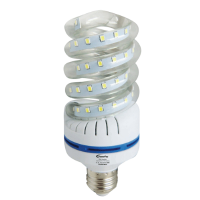 PowerPac PP6012 12W Day Light Twisted LED Bulb