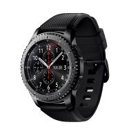 Samsung Gear S3 Frontier LTE Smart Watch (Dark Grey) [Fits: 18.0 cm–23.8 cm]