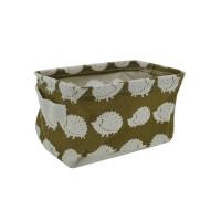 PRS Canvas Storage Basket-Hedge Hog