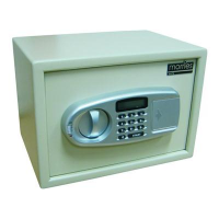 Morries Electronic Safe (MS225WDW)
