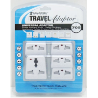 SoundTeoh Travel Plug (705)