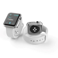X-Doria Apple Watch Series 1/2 (42mm) Defense Edge (Silver/Grey)