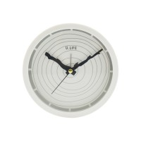 PLG MC-02 Mini Clock (White)