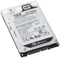 WD Black Mobile HDD [750GB - 9.5MM]