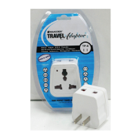 SoundTeoh TP6 Travel Adaptor