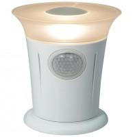 ELPA Portable LED Light-Dark/Motion Sensor Light PM-L700W(L)