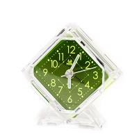 PRS C05 Transparent Clock (Green)