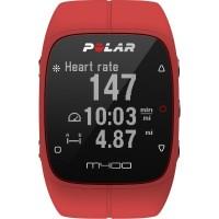 Polar M400 GPS + HR Running Watch (Red)