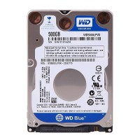 WD Blue Mobile Hard Disk Drive (500GB - 7MM)