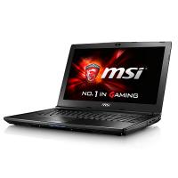 MSI Gaming Notebook GL62 6QEi7-1428SG (Intel i7, 8GB RAM, 1TB HDD, GTX950(2G)