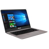 [DEMO SET] Asus Zenbook - UX410UQ-GV015T [Silver] (Intel i7, 8GB RAM, 1TB HDD)