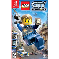 [Standard Edition] Nintendo Switch LEGO City Undercover