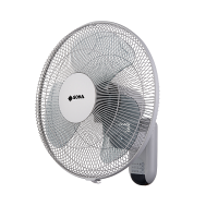 Sona SFW1521 (16 inch) Wall Fan with Remote