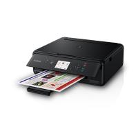 Canon TS5070 AIO Inkjet Printer (Black)