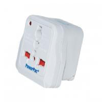 PowerPac PT13 Travel Adapter - 3 Pin