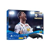 Playstation 4 [500GB] Fifa 18 Bundle PLAS (10044HC)