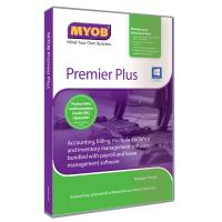 MYOB Premier Plus 18.2 3 User with Payroll Bundle