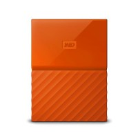 WD MY PASSPORT 1TB WDBYNN0010BOR (ORANGE)