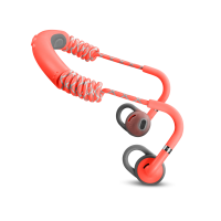 Urbanears Stadion Bluetooth Earphones (Rush Red)
