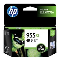 HP 955XL High Yield Black Original Ink Cartridge (L0S72AA)