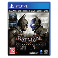 PS4 Batman Arkham Knight GOTY R3 (NC 16)