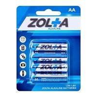 ZOLTA Alkaline AA 1.5V (4pcs)