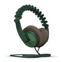 Innodevice Innowave Plus Headphones (Green)