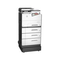 HP PageWide Pro MFP 577z Printer (K9Z76D)