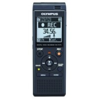 Olympus Voice Recorder 4GB (VN-741PC) (Black)