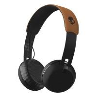 Skullcandy Grind Bluetooth Headphones (Black) (S5GBW-J543)