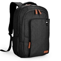 Agva LTB330 [15.6 inch] Heritage Backpack (Black)