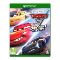 Xbox1 Cars 3 Driven to Win