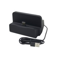 PLG-X Type C Charging Docking (Black)