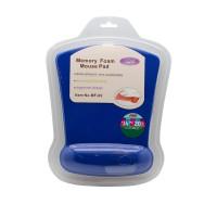 PRS MF-02 Memory Foam Mouse Pad (Blue)